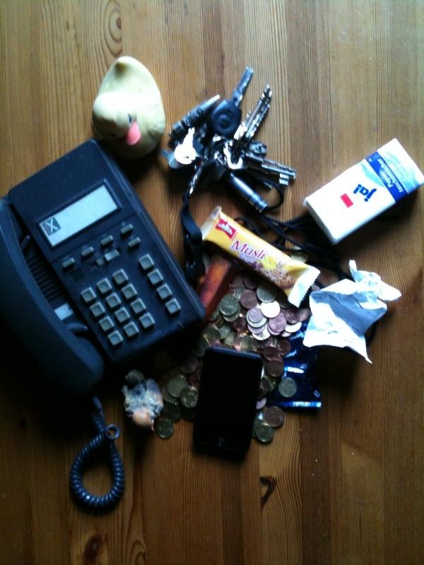 Taschenzeugs