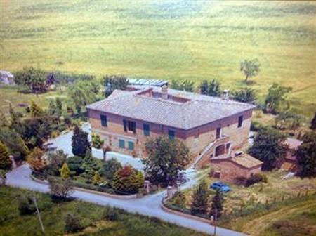 Das Casa Cecchi wird für die nächsten vier Tage meine Homebase sein.