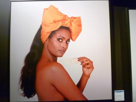 Zeudi Araya aus Eritrea.