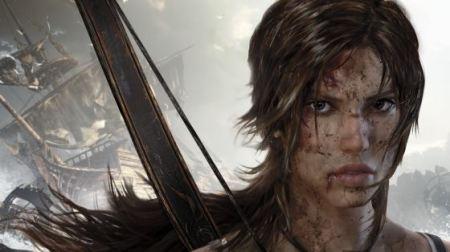 Die neue Lara Croft (Artwork)