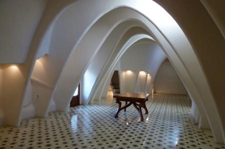 Der Dachboden. Wundervoll, nicht wahr?