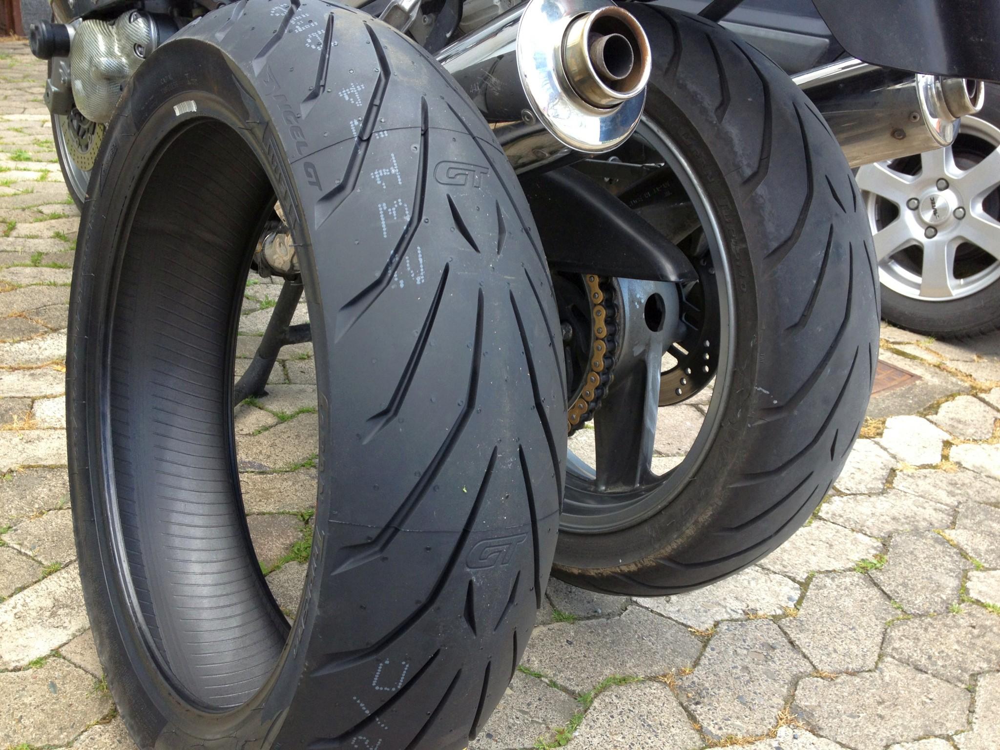 Suzuki Bandit Tyre Pressures