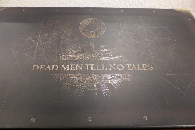 Tote erzählen keine Geschichten. Die doppelte Bedeutung ist mir erst sehr spät klar geworden, denn in AC4 wird die Geschichte über die DNA eines Toten erlebt.