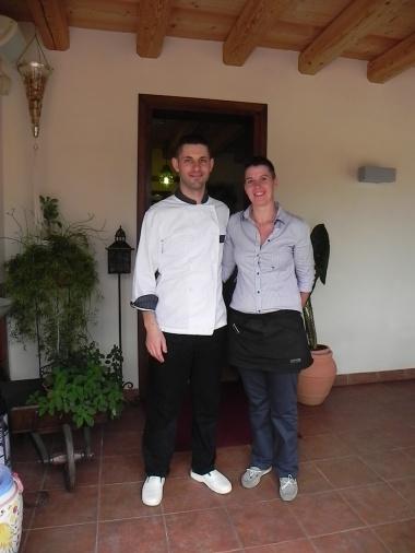 Sara und Francesco