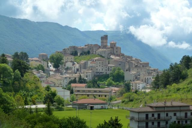 Castel del Monte, ein winziges Bergnest...