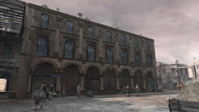 Palazzo Communale im Spiel.