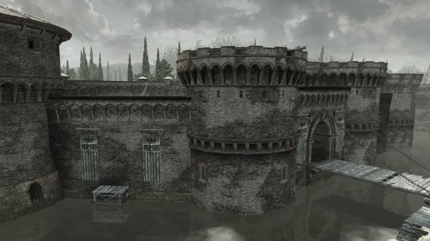 Rocca di Ravaldino im Spiel