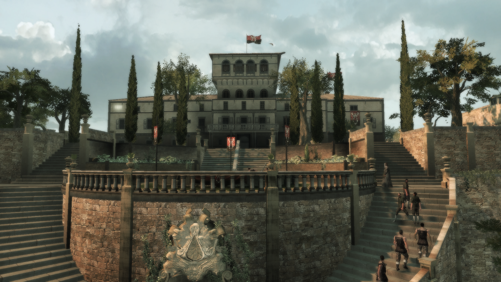 Assassin S Creed Florence Tour