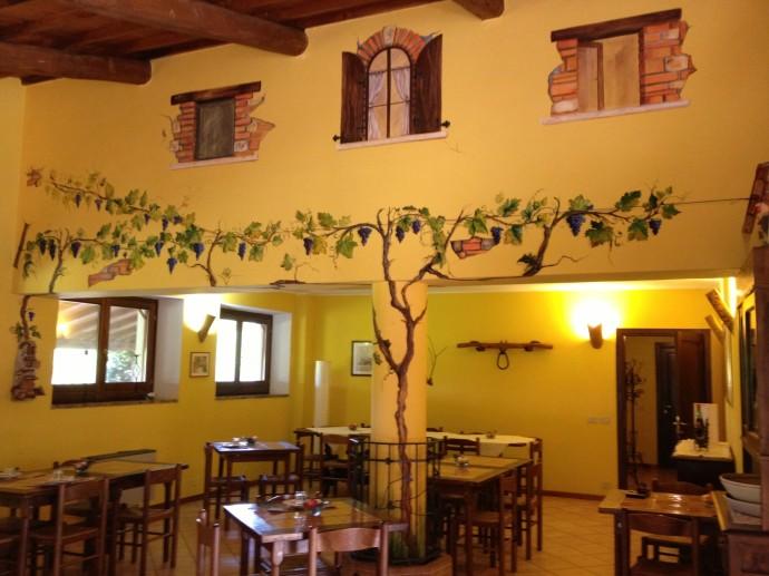 Osteria auf Piana delle Selve