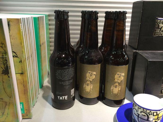 Jede Gallerie sollte ihr eigenes Bier haben.
