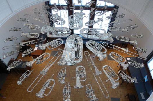 Musikinstrumentemobile.