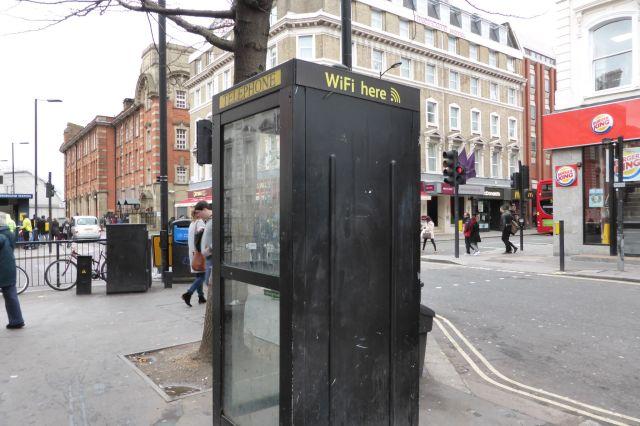 Nette Idee: Alte Telefonzellen als Accesspoints für WLAN benutzen.