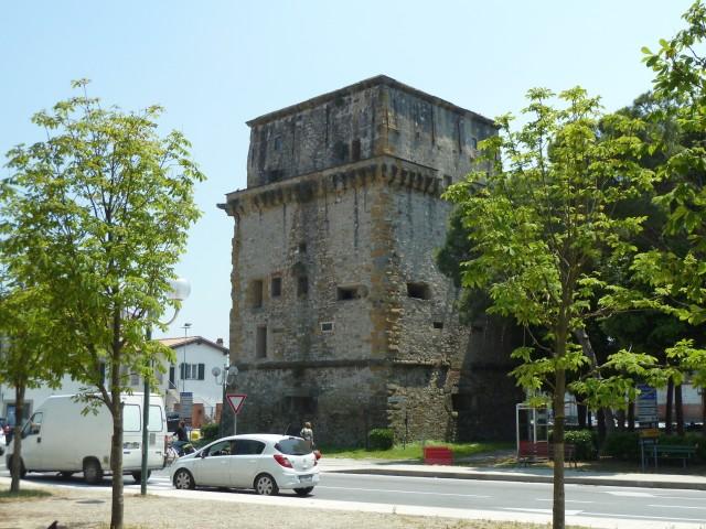 Torre Matilde in Viareggio.