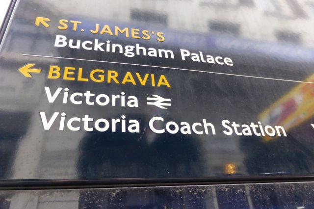 Ah, Belgravia ist gar kein osteuropäisches Land.