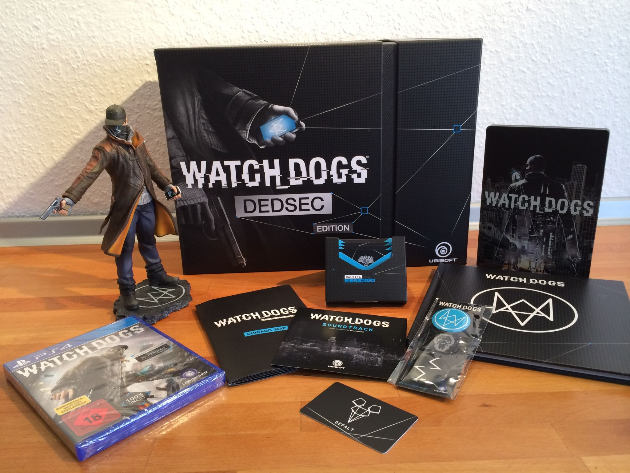 Watch Dogs  Silencer