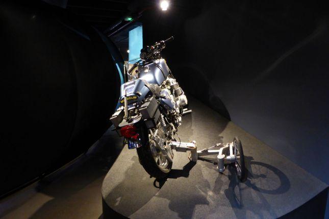 Meßmotorrad
