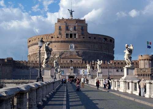 Rom und Umgebung März 2009