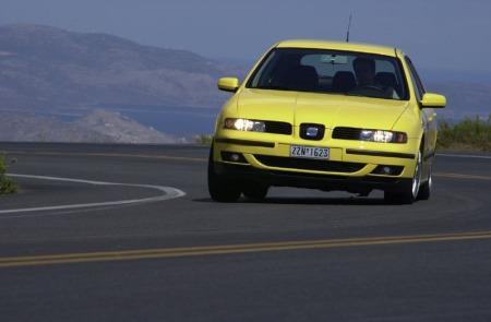 Seat Leon 20V Turbo, der BMW-Killer. Bildquelle: Nicht von mir.