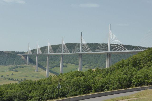 Brücke von Millau.