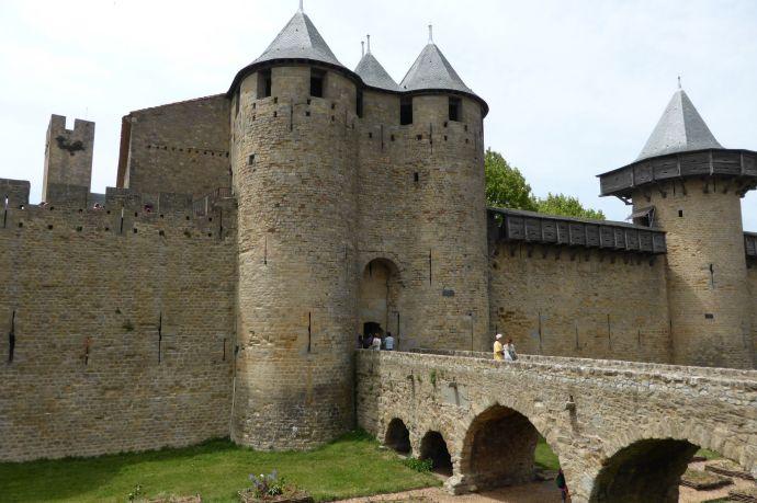 Die Citadelle, die Burg in der Festungsstadt.