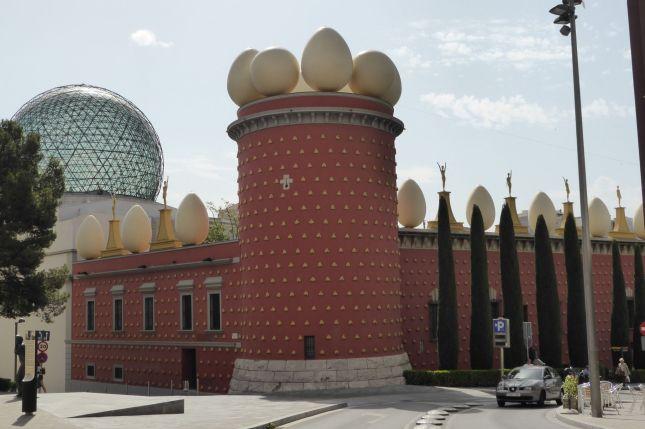 Das Theater von Dalì