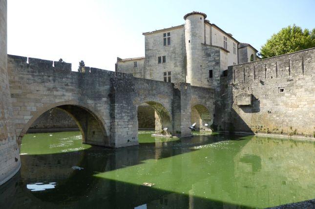 """Aigues-Mortes heisst so viel wie """"totes Gewässer"""""""