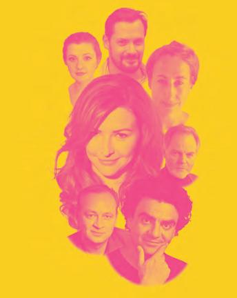Poster des 23. Literaturherbstes. Quell: Literaturherbst.