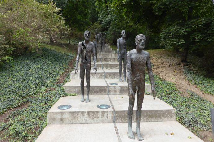 Denkmal in Mala Strana.
