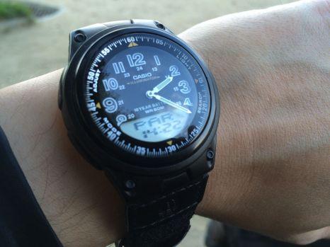 Zeit zu gehen, sagt die Smartwatch.