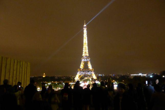 Bild: Silencer, (c) Tour Eiffel – illuminations Pierre Bideau