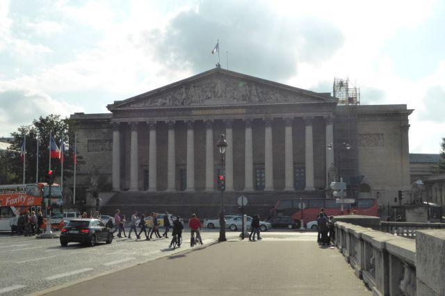 Haus der Nationalversammlung.