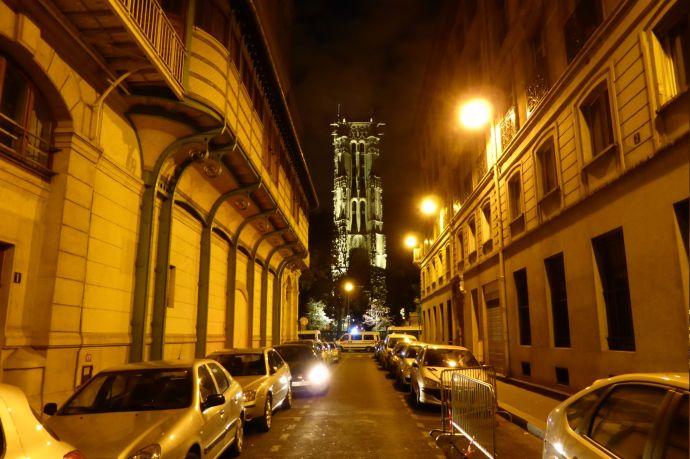Tour Saint Jaques.