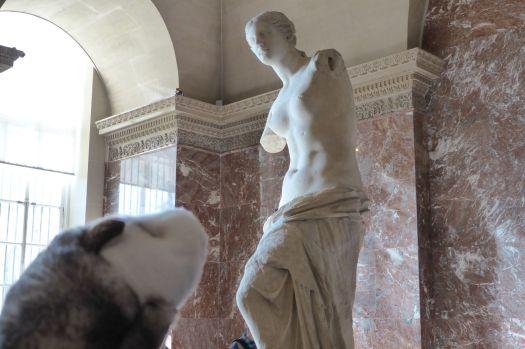 Schönheit in Perfektion. Und die Venus von Milo.