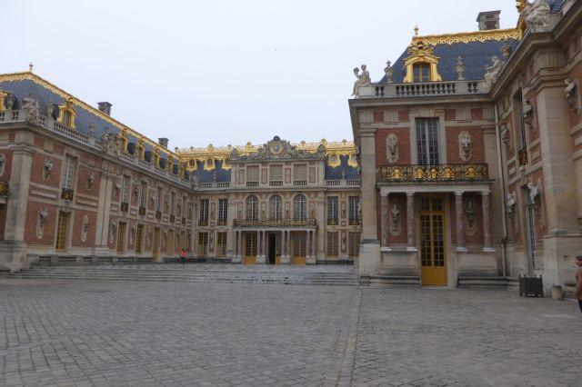 Chateau Versailles.