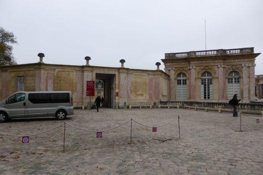 Das große Trianon.