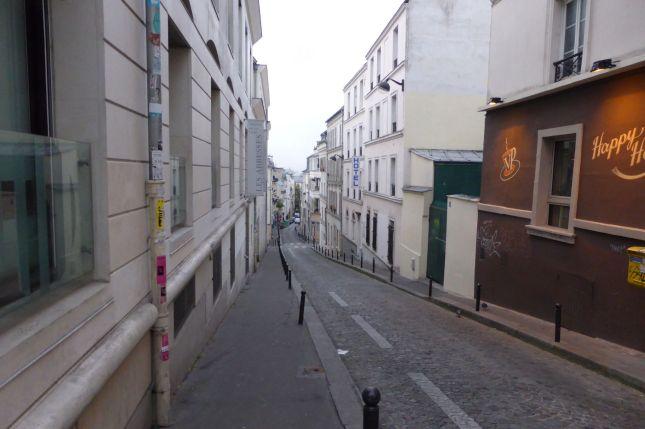 Tschüss, Montmartre. War bestimmt nicht das letzte Mal.