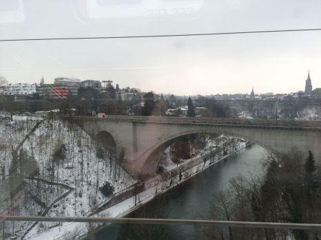 Die Brücke von Bern.