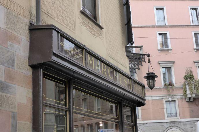 Die beste Pasticcerie Mailands: Marchesi.