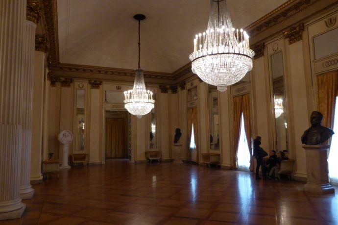 Foyer der Scala.