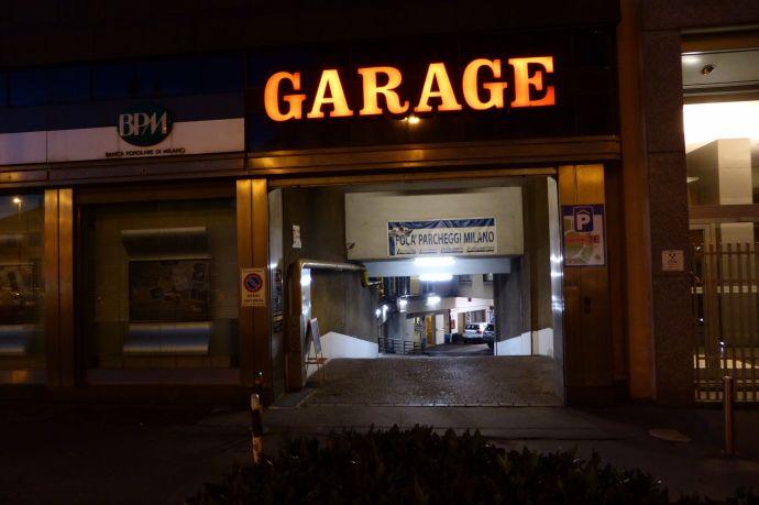 Hier haben Modnerd und ich vor 5 Jahren geparkt!  An dem Tag begann meine Reiselust zu erwachen.