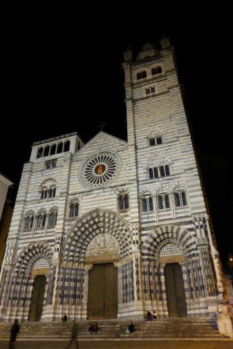 Der Dom von Genua.