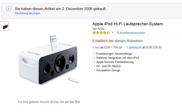 2015-08-18 14_33_10-Apple iPod Hi-Fi Lautsprecher-System_ Amazon.de_ Elektronik