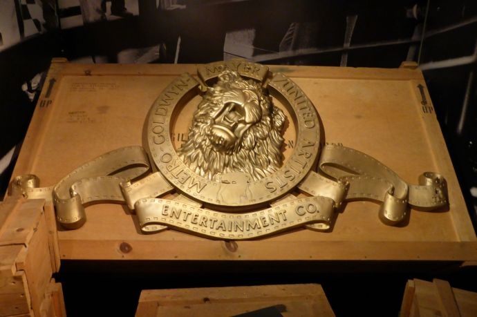 MGM-Löwe.