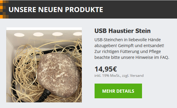 USBstein