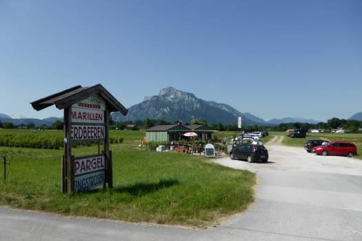 Salzburger Land.