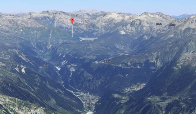 Vom Tal auf über 2.000 Meter hoch, über eine gerade mal 30 Km lange Strecke.