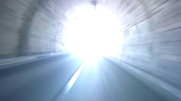 Ein Licht am Ende des Tunnels!