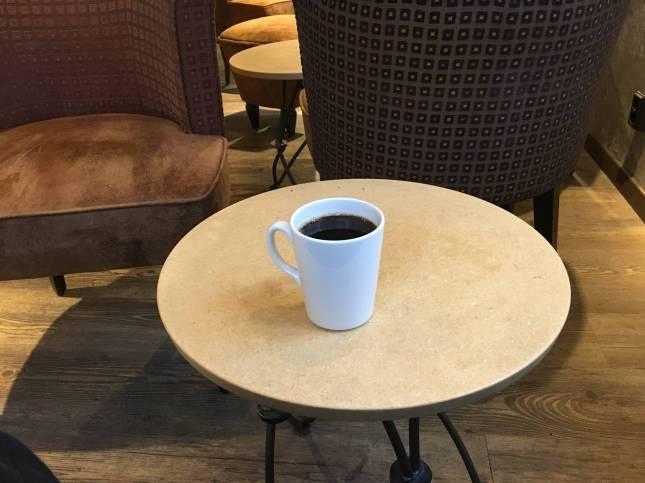 Jedes große Abenteuer sollte mit einem kleinen Kaffee beginnen.