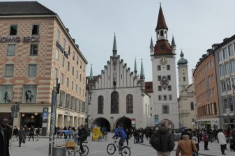 Altes Rathaus.
