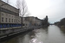 Museumsinsel in der Isar.